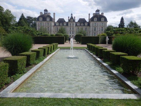 Cheverny, Frankrijk: Le Jardin des Apprentis