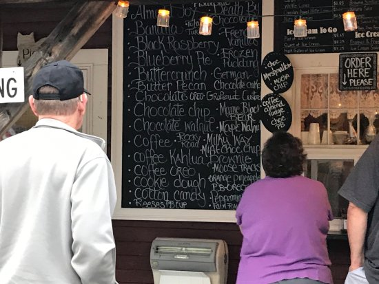 Salem, NH: so many choices not a large enough stomach