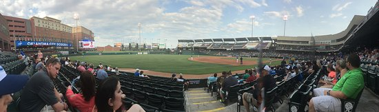 Chickasaw Bricktown Ballpark: photo1.jpg