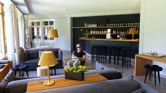 Sankt Margen, Germania: In der Bar