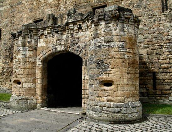 Linlithgow, UK: Entrance