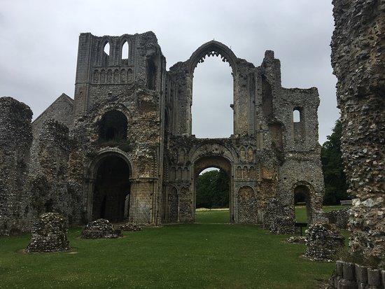 Castle Acre, UK: photo1.jpg