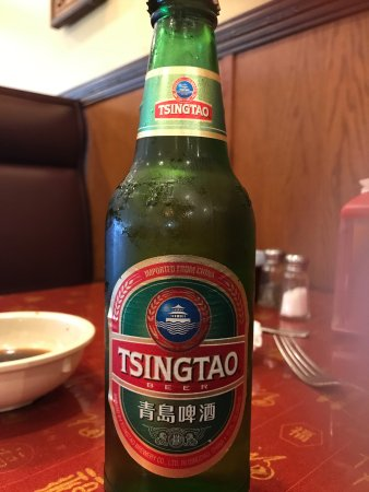 Delaware, OH: Second beer... Chinese!!