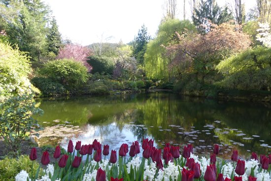 The perfect season for visiting Butchart Gardens