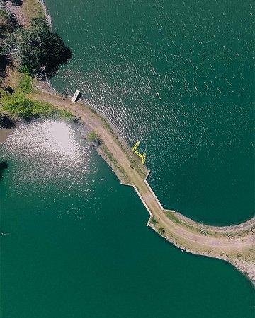 Quemaro, Mexico: Lagoon