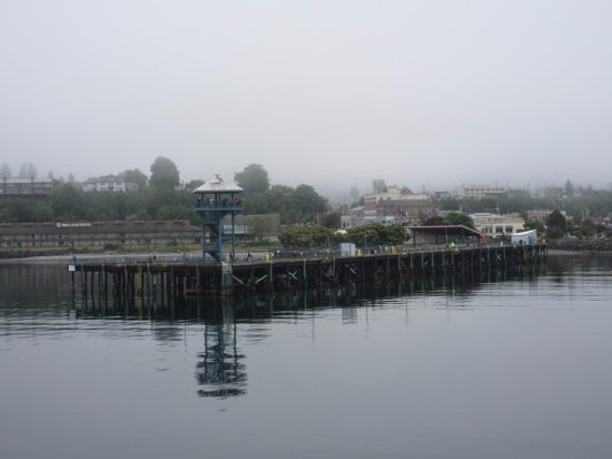 Port Angeles, WA: Waterside View