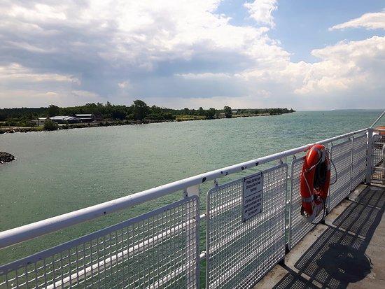 Leamington, Kanada: Beautiful waters of Lake Erie !