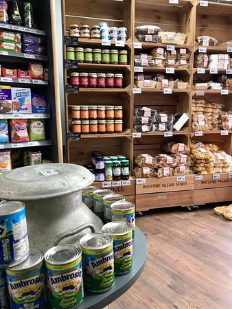 Holsworthy, UK: local foods
