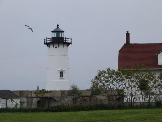 New Castle, Nueva Hampshire: Fort Constitution Lighthouse