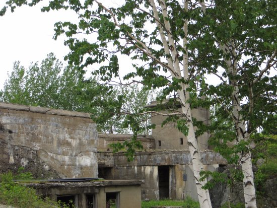 New Castle, Nueva Hampshire: more remains of Battery