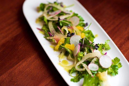 Covington, KY: Parsley Salad