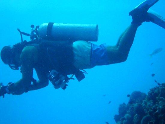 Scuba Gamma Diving Center: Dive Instructor Raphael