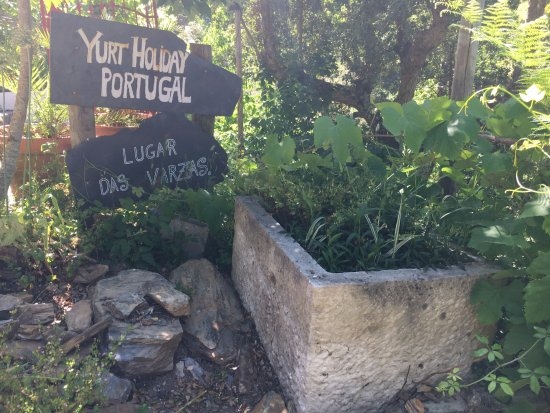 Yurt Holiday Portugal Bild