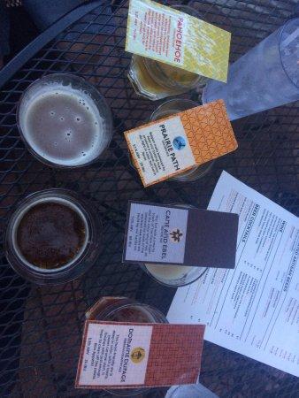 Aurora, IL: Beer tasting