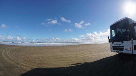 Nordøya, New Zealand: Ninety Miles beach