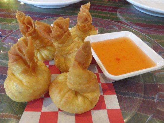 Loudon, TN: Crab Rangoon