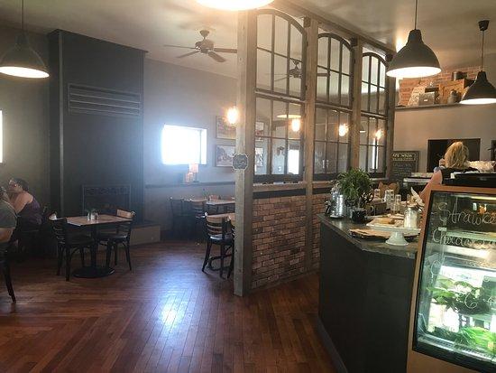 Smiths Falls, Kanada: Cafe Whim