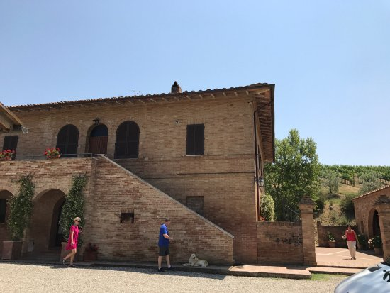 Asciano, Italien: photo6.jpg