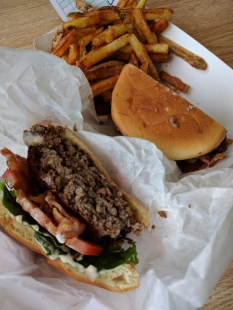 Patrick's Butcher Boy Burgers