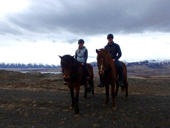 Saudarkrokur, Islandia: Gorgeous views the entire ride!