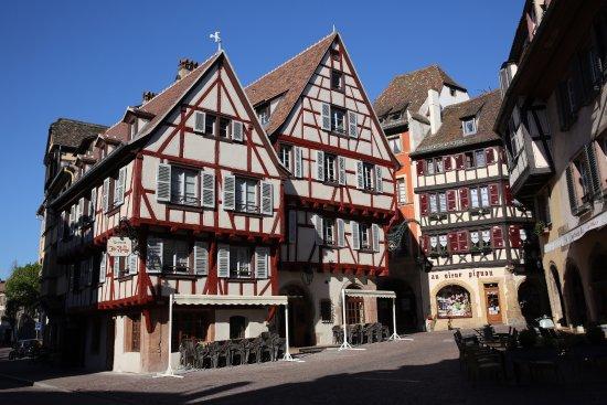Bild von old town colmar tripadvisor - Fer rouge colmar ...