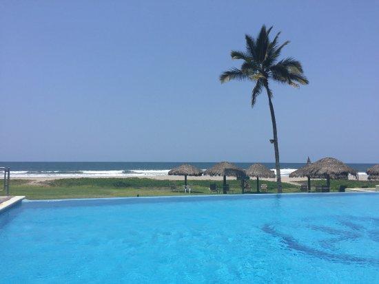 Estrella Del Mar Resort Mazatlan: Alberca infinita