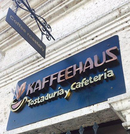 Café Tostaduría Kaffeehaus