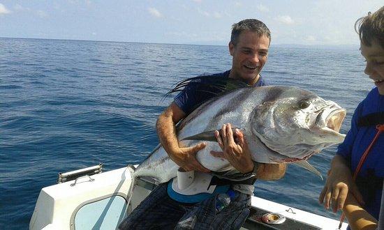 Playa Hermosa, Costa Rica: Twisted Lure Charters