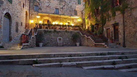 Campiglia Marittima, Italia: Ristorante