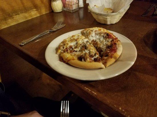 """Batesville, AR: 7"""" pizza"""