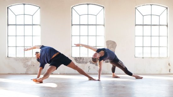 Yoga under Construction