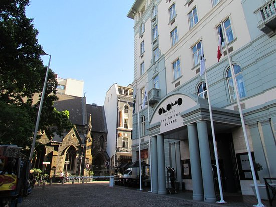 ONOMO Cape Town - Inn On The Square Hotel