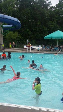 Simpsonville, ساوث كارولينا: Discovery Island Waterpark