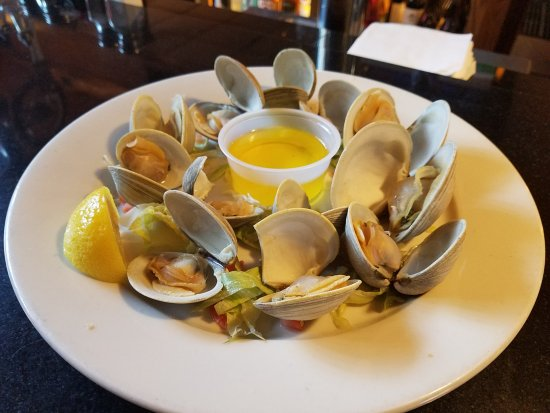 Roselle Park, Nueva Jersey: Steamed Clams