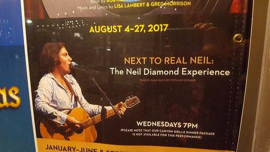 Escondido, CA: The Neil Diamond Experience