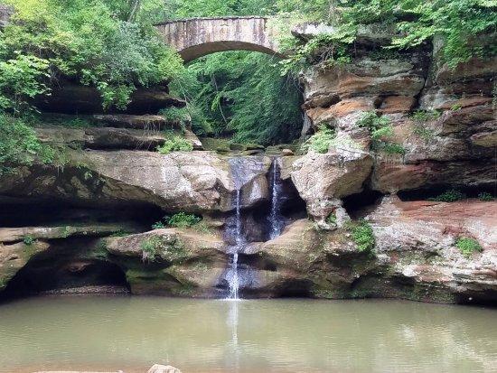 Logan, OH: Upper Falls