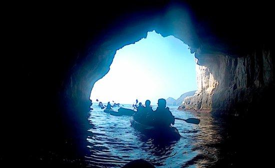 Nijar, Spania: Cuevas de piratas