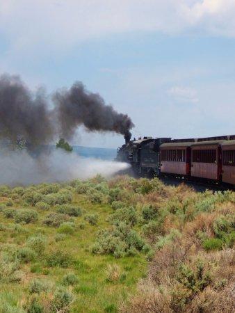 Antonito, CO: Cumbres & Toltec Scenic Railroad