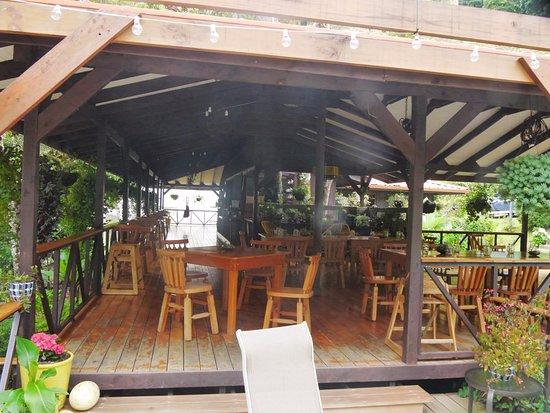 San Gerardo de Dota, Costa Rica: bar