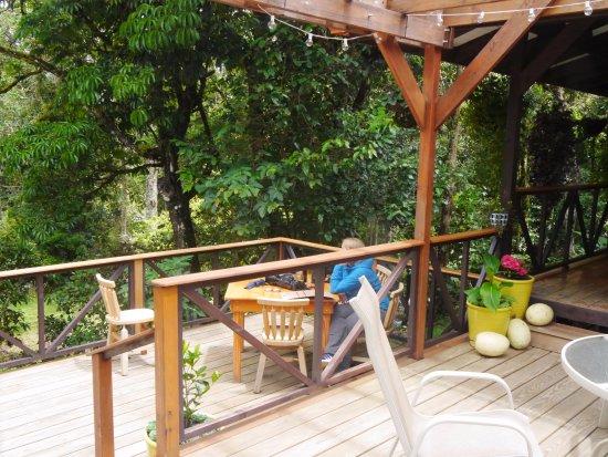 San Gerardo de Dota, Costa Rica: view