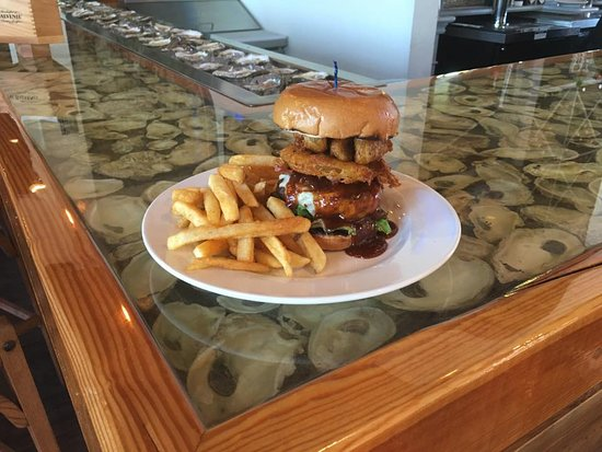 Madison, MS: One of our Specialty Burgers