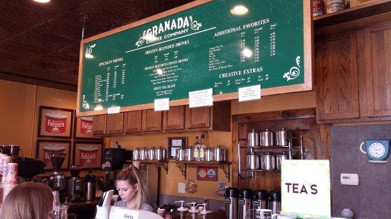 Emporia, Канзас: Grand Coffee Co.