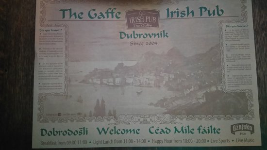 The Gaffe Pub: DSC_0405_large.jpg