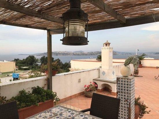Bed & Breakfast La Terrazza - Hotel Reviews (Procida Island, Italy ...