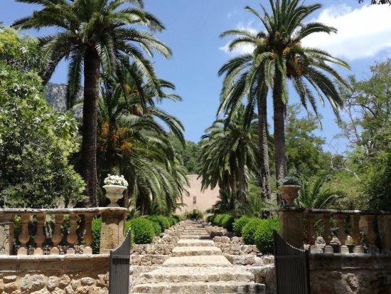 Bunyola, Espagne : Entrance