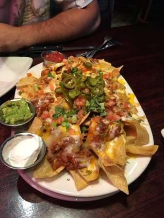 Bridgewater, NJ: ultimate nachos