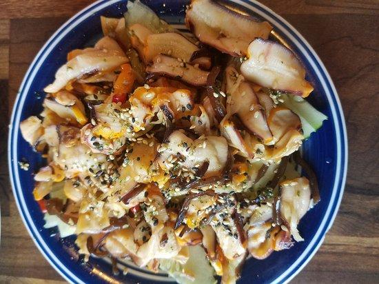 Jacksonville, AR: Squid Salad