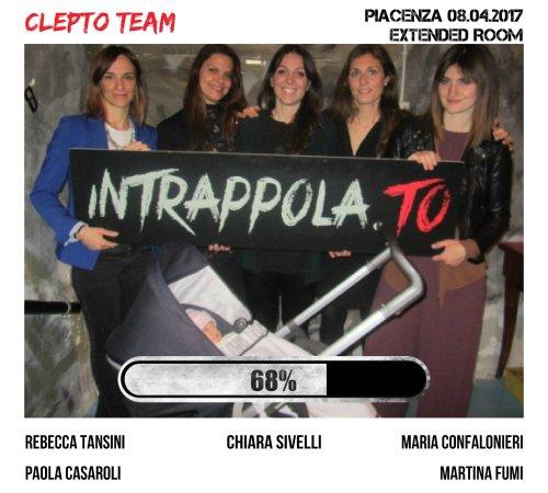 Escape room Intrappola.To Piacenza