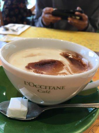 L'OCCITANE CAFE: photo1.jpg