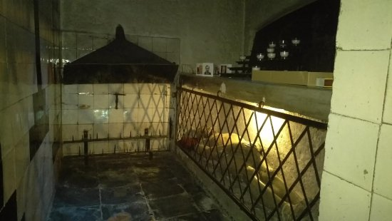 Jerusalem Church (Jeruzalemkerk): Tomb
